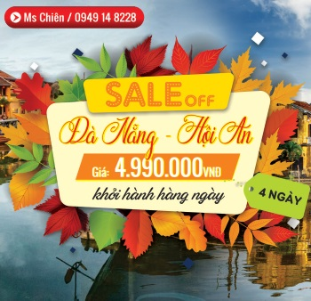 Tour Đà Nẵng Sale