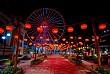 Đà Nẵng: Nổi bật với con đường ánh sáng cùng sắc màu đèn lồng