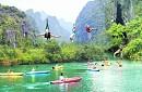 VDN56. Khuyến Mãi Khủng HCM/HN - Đà Nẵng - Huế - Quảng Bình - Động Phong Nha 5 Ngày 4 Đêm