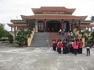 Bảo tàng Quân khu 5 và Bảo tàng Hồ Chí Minh