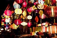 Chiêm ngưỡng vẻ đẹp đèn lồng Hội An