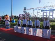 Đà Nẵng chào đón Đại Hội Thể Thao Bãi Biển Châu Á lần thứ 5