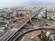 Đà Nẵng Khánh Thành Cầu Vượt 3 Tầng Đầu Tiên Tại Việt Nam