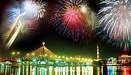 Đà Nẵng: Sẽ bắn pháo hoa tầm cao chào mừng năm mới 2016