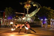 Đêm hội Sắc màu châu Á tại Asia Park Đà Nẵng