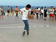 Du lịch Đà Nẵng tham dự lễ khai mạc điểm hẹn mùa hè