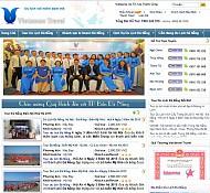 Giới Thiệu Về Trang Website Danangsensetravel.com