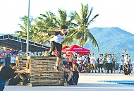 Giới trẻ Đà Nẵng sôi động cùng Parkour Freeruning