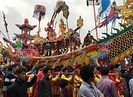 Lễ hội cầu ngư của người dân miền biển