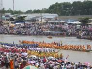 Lễ hội đua thuyền tại Đà nẵng