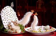 Những món ăn hấp dẫn trong liên hoan ẩm thực quốc tế tại Huế