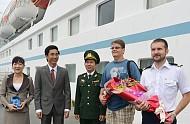 Tàu Biển Star Pride Xông Đất Đà Nẵng Dịp Đầu Năm Mới