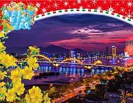 VDN41: Tour Tết Dương Lịch 2017 - TP. HCM- Đà Nẵng –Hội An- Cù Lao Chàm 4 Ngày
