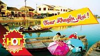 VDN41. Tour Hà Nội –Bà Nà-Hội An- Cù Lao Chàm Siêu Khuyến Mại