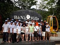 Tour Du Lịch Đà Nẵng - Bà Nà Núi Chúa 1 Ngày