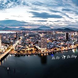 VDN41. Tour Hà Nội - Bà Nà - Hội An - Cù Lao Chàm 4 Ngày - Khuyến Mại Mùa Thu Vàng