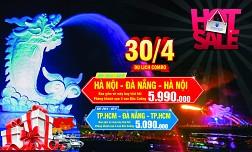 Tour Free And Easy Hồ Chí Minh- Đà Nẵng Lễ Hội Pháo Hoa 2017