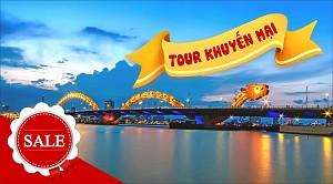 VDN56: Đà Nẵng - Huế - Quảng Bình - La Vang - Động Phong Nha  5N4Đ