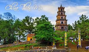 Tour Đà Nẵng - Hội An - Bà Nà -  Huế - Đại Nội - Chùa Thiên Mụ