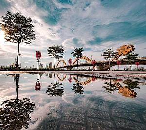 VDN43: Đà Nẵng - Hội An - Bà Nà -  Huế - Đại Nội - Chùa Thiên Mụ 4 Ngày 3 Đêm