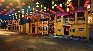 VDN41. Tour Đà Nẵng - Phố Hội Đêm Rằm Thả Đèn Hoa Đăng  4 Ngày 3 Đêm