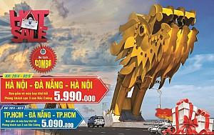 Tour Free And Easy Hà Nội-  Đà Nẵng lễ hội Pháo Hoa 2018