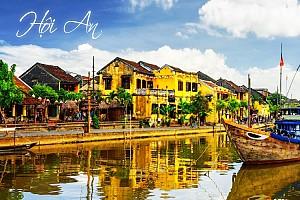 Tour Đà Nẵng - Hội An 4 Ngày 3 Đêm ( Đón Khách Tại Đà Nẵng)