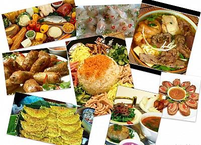 Những món ăn độc đáo ở Đà Nẵng
