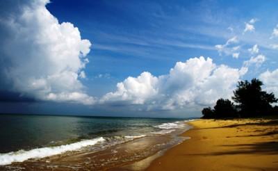 Bãi biển An Bàng- Vẻ đẹp giản dị và hoang sơ