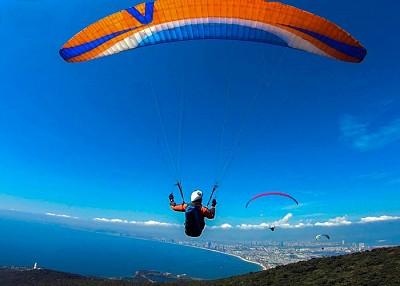 Bay trên Tiên Sa tìm luồng gió mới cho du lịch Đà Nẵng