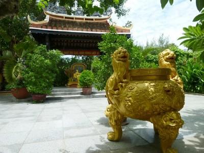 Bia Nghĩa trủng Phước Ninh- Đà Nẵng