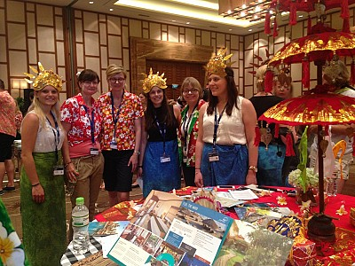 Các hãng lữ hành Đức khảo sát du lịch tại Đà Nẵng