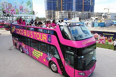 Đà Nẵng kết nối điểm tham quan bằng xe buýt