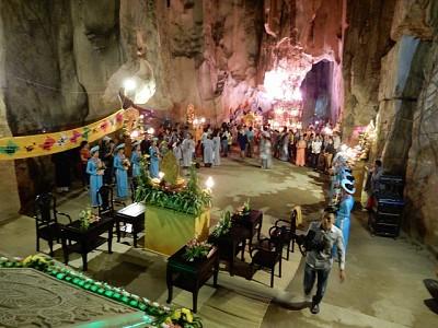 Đà Nẵng khai mạc lễ hội Vu Lan báo hiếu tại động Âm Phủ