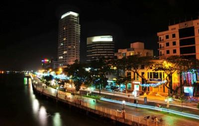 Đà Nẵng Sẽ Xây Dựng Chợ Đêm Bên Sông Hàn