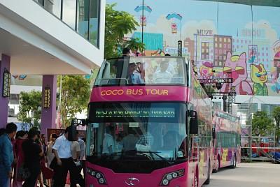 Đà Nẵng thêm tuyến tuyến xe bus phục vụ du lịch