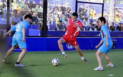 Đà Nẵng Tổ Chức Giải Bóng Đá BIDV Manchester United Cup