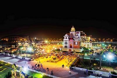 Đà Nẵng triển khai khu vui chơi giải trí về đêm