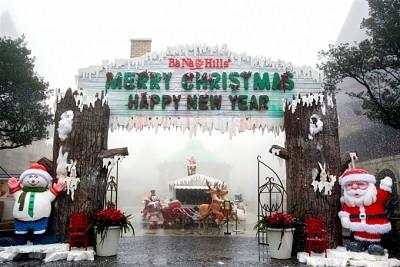Đón giáng sinh diệu kỳ tại Bà Nà Hills