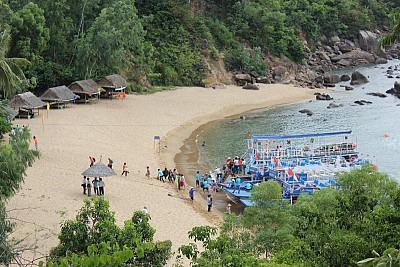 Khu du lịch Bãi cát vàng Đà Nẵng