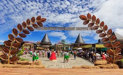 Lễ hội bia B'estival tại Bà Nà Hills