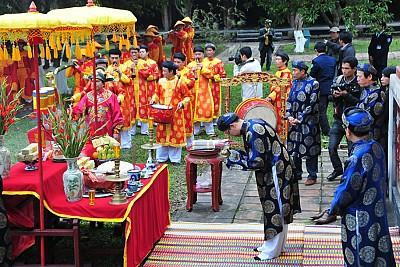 Phong phú các hoạt động đón Tết cổ truyền tại các tỉnh miền Trung