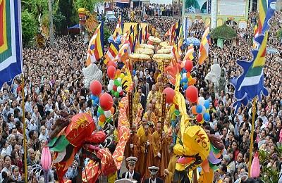 Lễ Hội Quan Thế Âm Sẽ Diễn Ra Từ 17-3 Đến 19-3