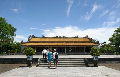 Liên Kết Phát Triển Du Lịch 3 Tỉnh Huế - Đà Nẵng - Quảng Nam