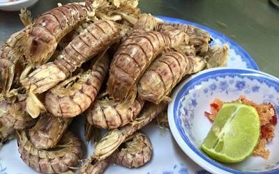 Quán ăn hải sản đồng giá 60,000 đồng tại Đà Nẵng