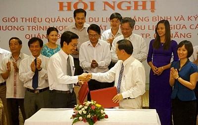 Quảng Bình - Quảng Nam - Đà Nẵng Hợp Tác Phát Triển Du Lịch