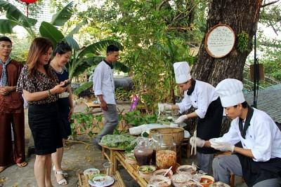 Sôi Động Ngày Hội Văn Hóa - Ẩm Thực Quốc Tế Đà Nẵng