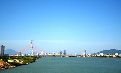 Du Lịch Đà Nẵng: Sông Hàn sẽ trở thành một điểm nhấn tuyệt đẹp giữa lòng thành phố