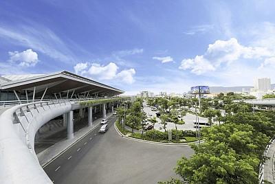 Trong tương lai, vẫn có thể đáp các chuyến bay xuống cảng hàng không sân bay quốc tế Đà Nẵng.
