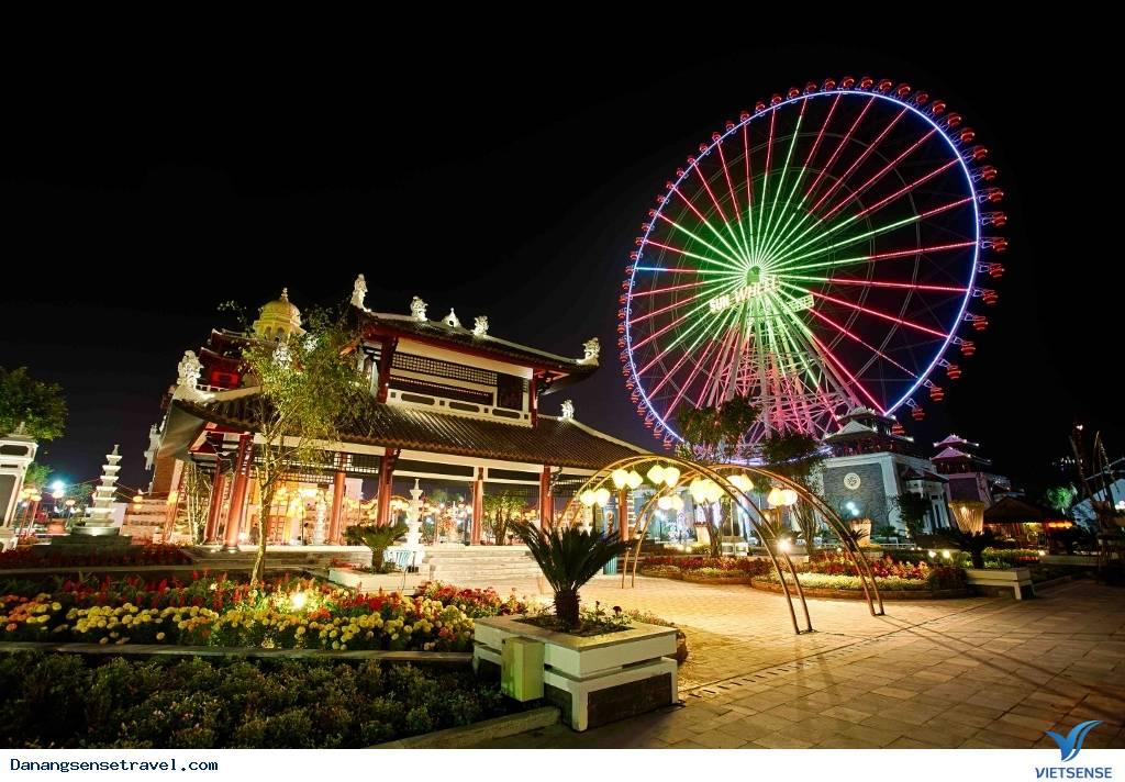 Asia Park mở cửa đón khách cả ngày trong dịp lễ